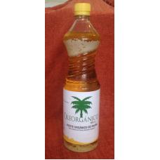 Aceite de palma orgánico