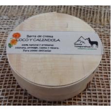 Crema hidratante coco calendula