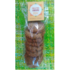 Galletas veganas de quinua y jengibre