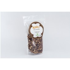 Granola chia y chocolate