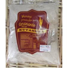 Harina de amaranto