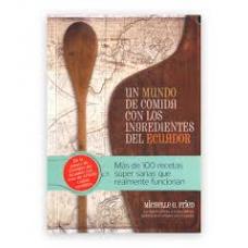 Libro cocina Michelle Fried: un mundo de Comida