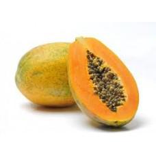 Papaya orgánica