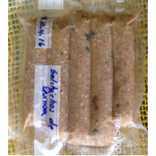 Salchicha de quinua